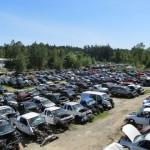 Auto Wreckers Courtenay BC