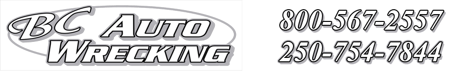 BC Auto Wrecking